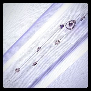 Premier Designs Jewlery Necklace Iris